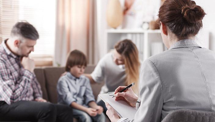 Obiteljska psihoterapija gotovo uvijek završava zajedničkim razgovorom