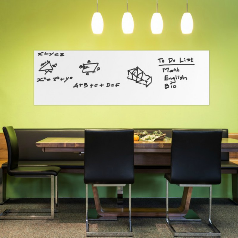 Piši briši naljepnice za zid omogučavaju vam lijepu dekoraciju