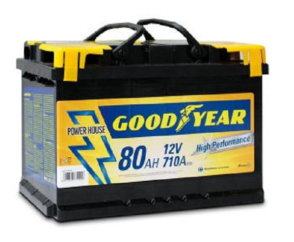 Akumulator za auto Goodyear