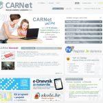 Carnet domena za web stranicu