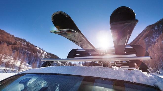 Promislite o vlastitim potrebama za prijevoz skija